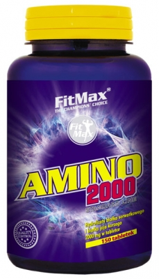 FitMax Amino 2000 (150 tabs)