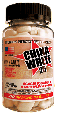 Cloma Pharma China White (100 tabs)