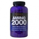 Ultimate Nutrition Amino 2000 330 tab