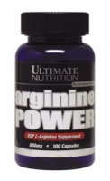 Ultimate Nutrition Arginine Power 100 tab