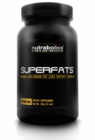 Nutrabolics SuperFats (120 caps)