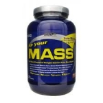 MHP Up Your Mass (908 gr)